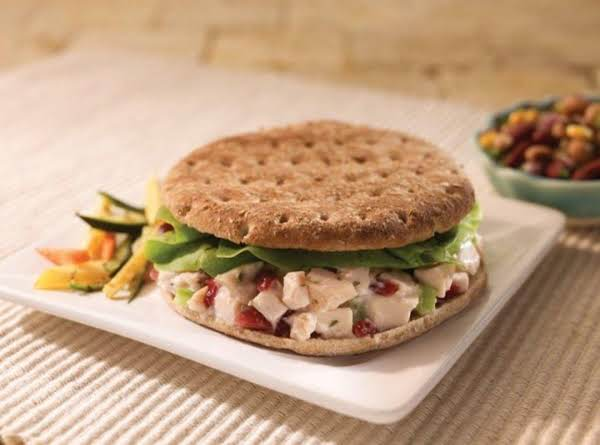 Tarragon Turkey Salad Sandwich Recipe