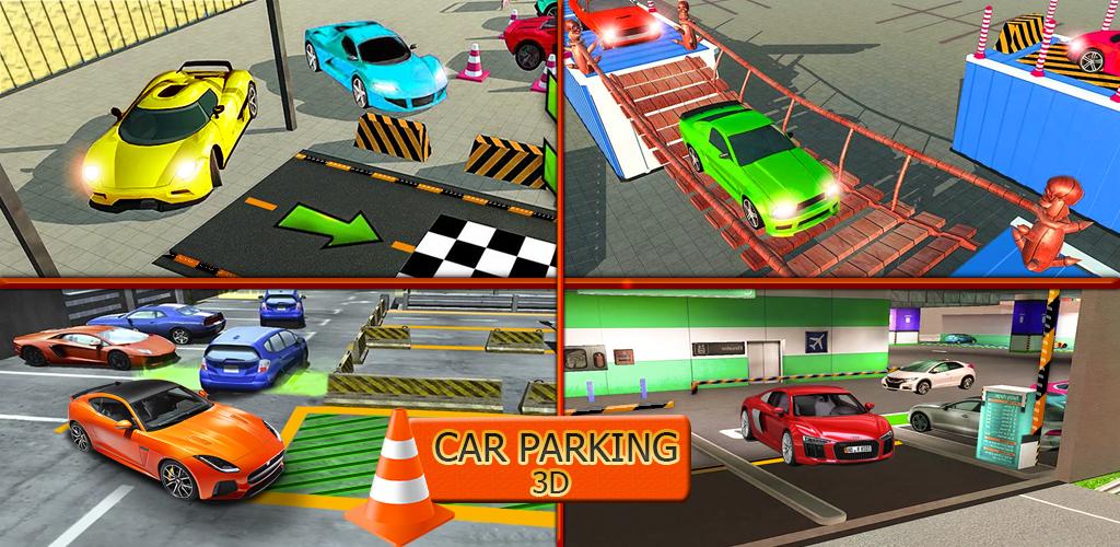 Car Parking 3d Luxury Car Parking Games Apk Download Com Jb Dr