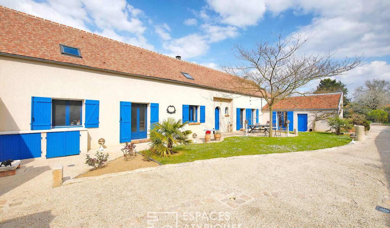 Maison avec terrasse Barbey