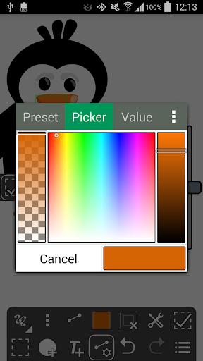 Ivy Draw: Vector Drawing screenshot