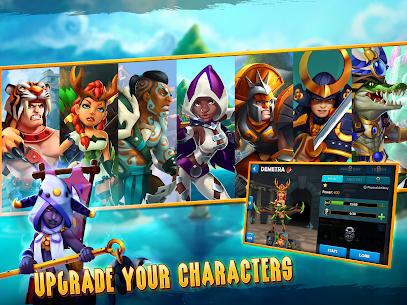 Wartide Heroes of Atlantis MOD (Unlimited Energy/Unsuccessful Skills) 10