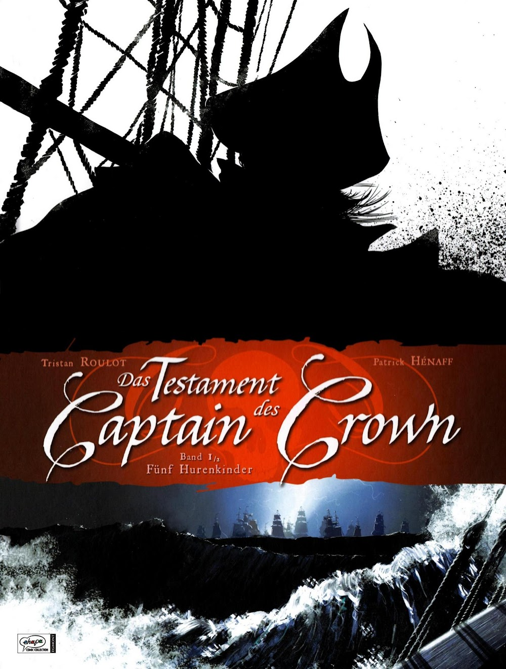 Das Testament des Captain Crown