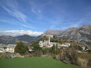 Photo: The town of Saint Vincent les Forts