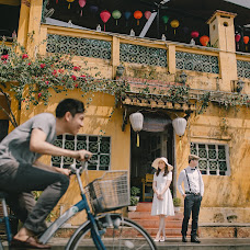 Wedding photographer Kan Hoang (kieuhoangkan). Photo of 24.04.2017