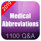 Medical Abbreviations Exam Prep 2019 Edition icon
