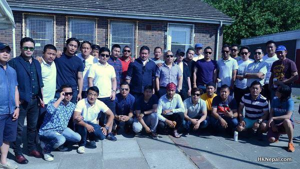 बेलायतमा नेपाली युवा समूहले वार्षिकोत्सव धुमधामले मनाए