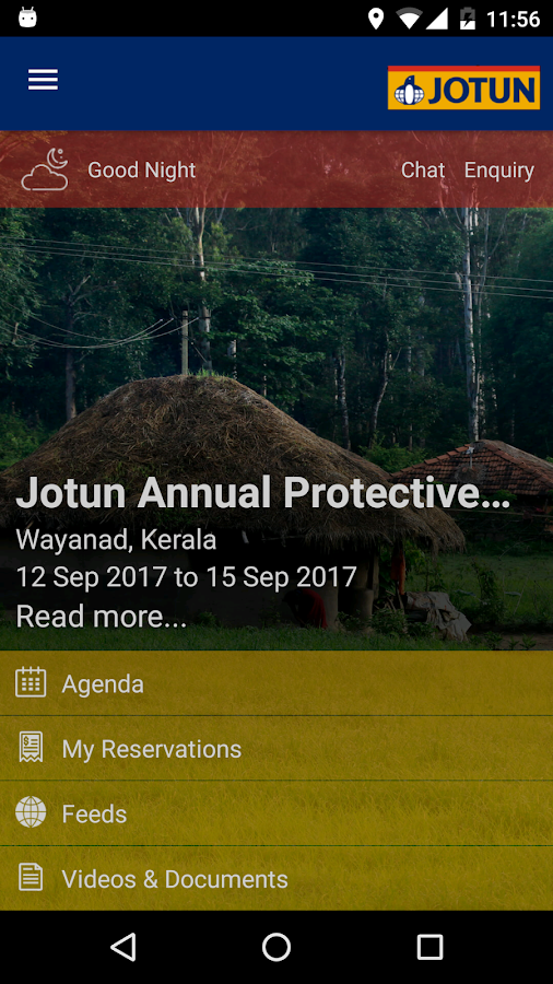 Jotun Annual Protective Meet- screenshot