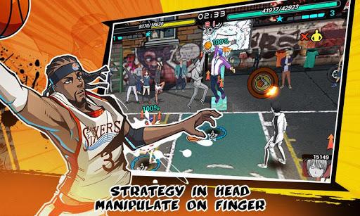 Streetball Hero - 2017 Finals MVP 1.1.8 screenshots 5