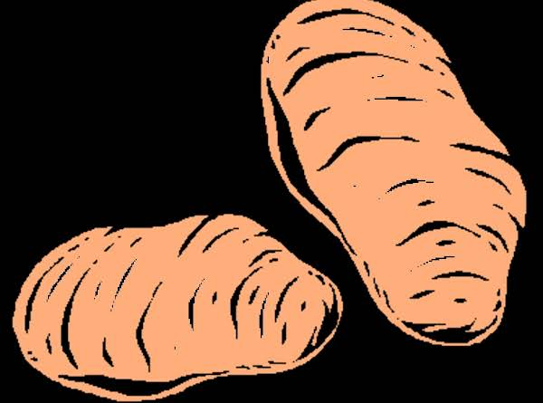 The Best & Easy Sweet Potato Casserole!
