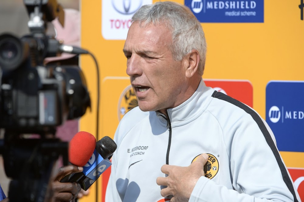Chiefs triumph as Middendorp silences Mosimane