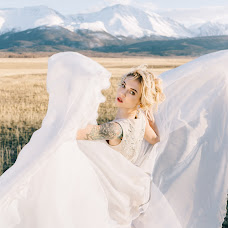 Wedding photographer Tatyana Ivanova (ArtSoul). Photo of 01.05.2017