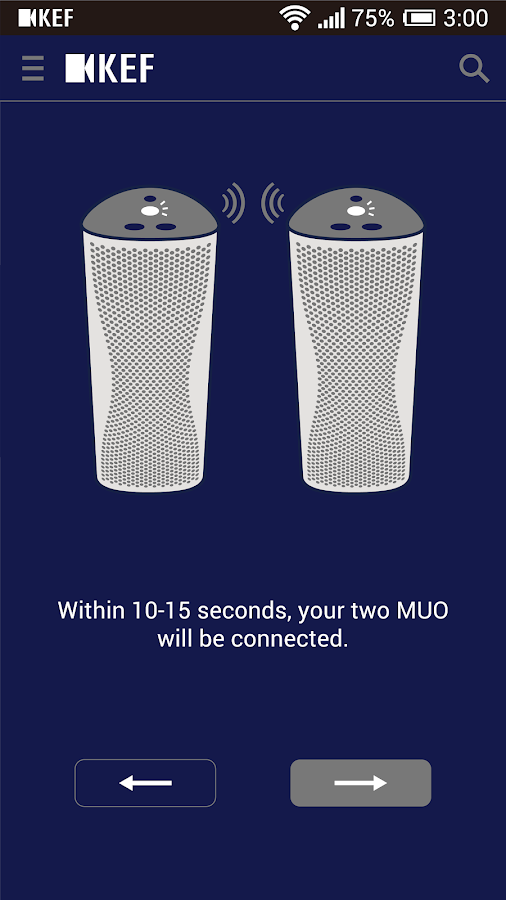 KEF MUO- screenshot