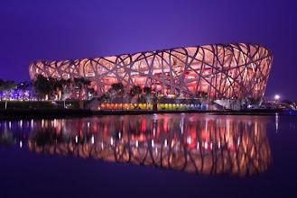 Photo: Beijing National Stadium (Beijing, China)