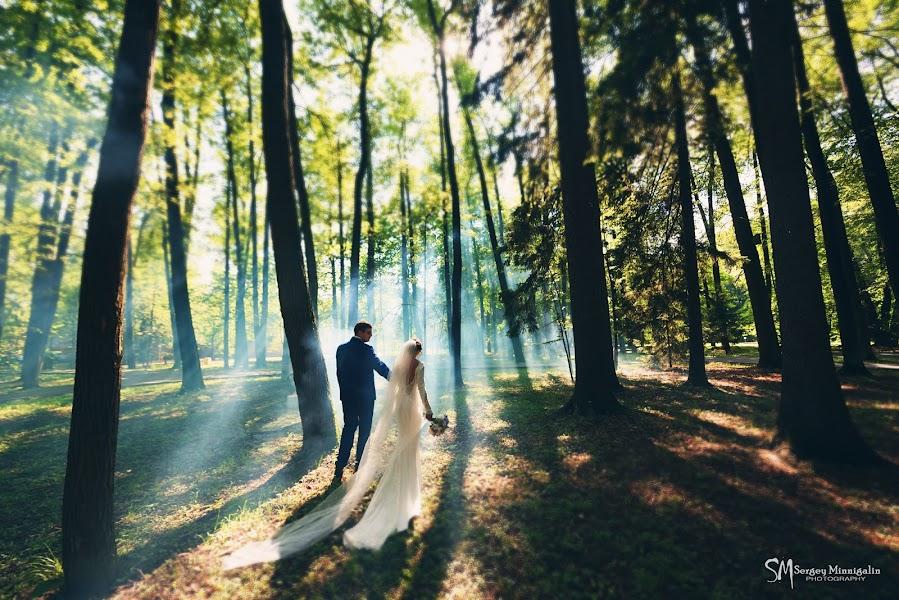 Φωτογράφος γάμων Sergey Minnigalin (nextshot). Φωτογραφία: 29.09.2016