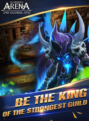 FallenSouls - Dragon Battle screenshot 10