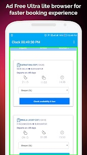 Quick Tatkal – Rail Connect & Website Autofill App Download For Android 7