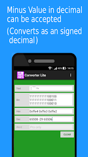 Text Converter Lite - náhled