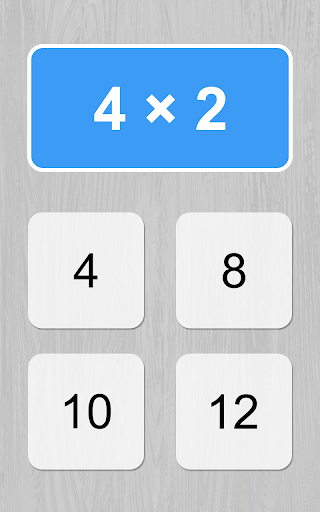 Multiplication Table Game ss2