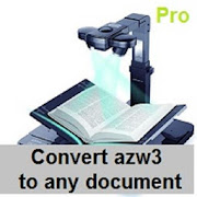 Convert azw3 to any document