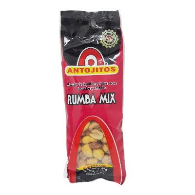 snack antojitos rumba mix 40gr
