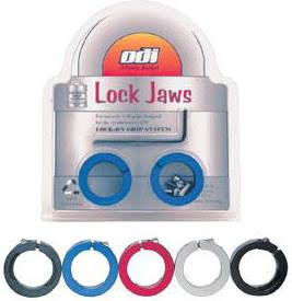 ODI Lock Jaw Clamps w/ Snap Caps - Set of 4 alternate image 0