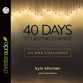 40 Days to Lasting Change