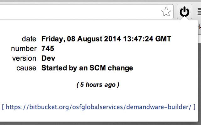OSF Builder Suite For SFCC :: Deploy