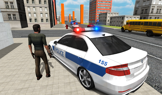 Police Car Driver 2