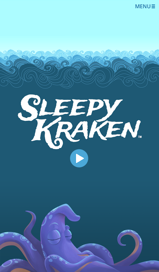 Sleepy Kraken- screenshot
