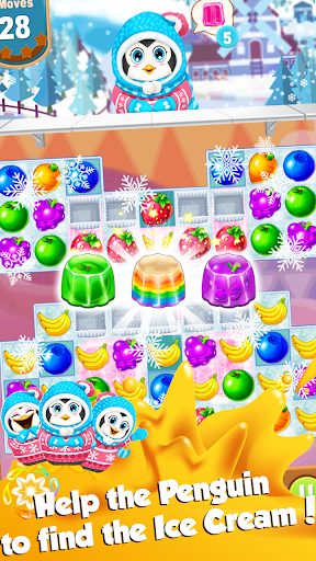 Code Triche Fruit Juice Garden Rush APK MOD screenshots 4