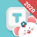 테마키보드 - 키보드 꾸미기의 모든 것/최신테마/테마직접제작/특수이모티콘/폰트 icon
