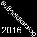 Bußgeldkatalog 2016 icon