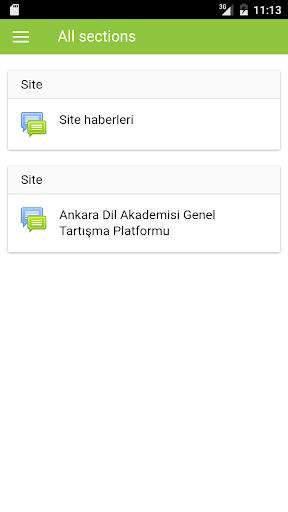 Ankara Dil Akademisi Mobil YDS