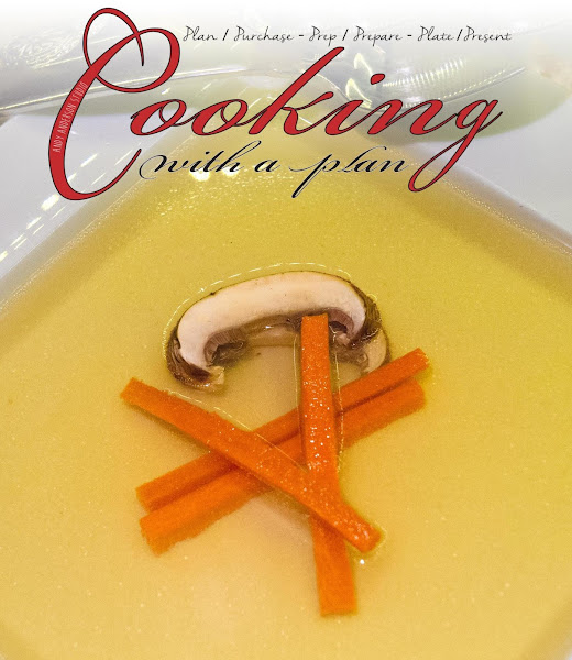 Creating A Consommé With A Raft Recipe