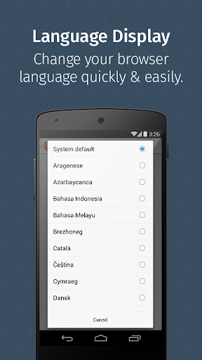Firefox for Android Beta screenshot 6