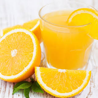 Orange Syrup Drink Recipes.