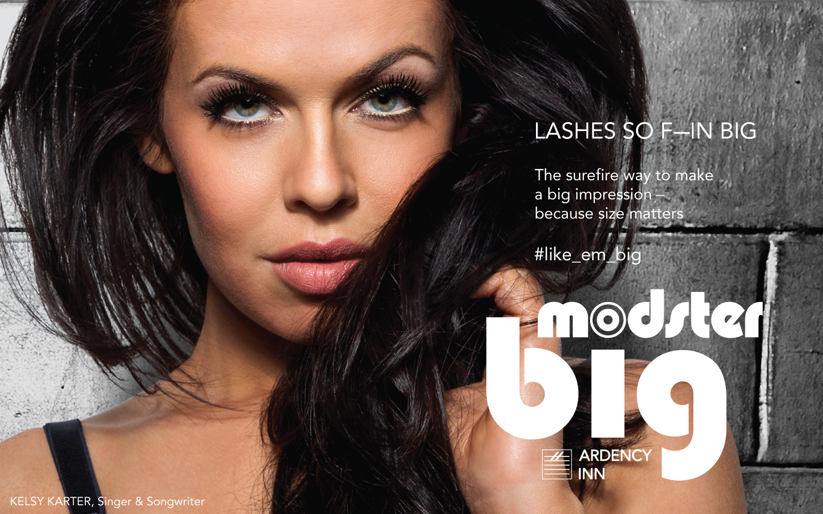 Ardency Inn_MODSTER BIG_ mascara