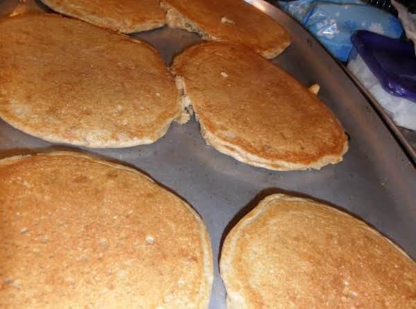 Multi-grain Yogurt Pancakes Recipe