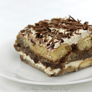Chocolate Tiramisu No Coffee Recipes.