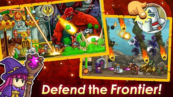 Frontier Defense: Idle TD & Heroes RPG game Hack for the game