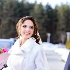 Wedding photographer Elina Polyakova (Elina1). Photo of 28.01.2019