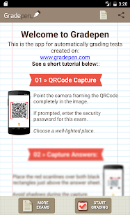 Gradepen- screenshot thumbnail
