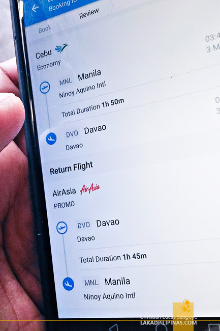 Traveloka Flights App