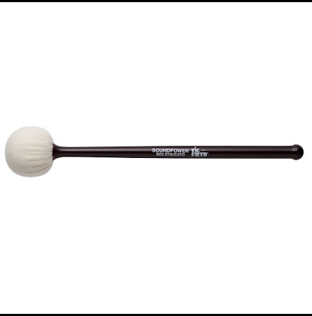 Vic Firth Soundpower BD3 - Bass Drum Staccato