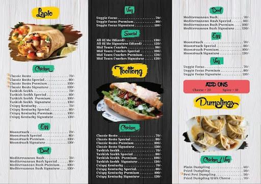 Lettuce menu 4
