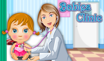 Screenshot of Babies Clinic - OLD VERSION