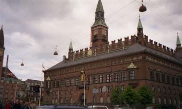 Photo: Kodaňská radnice