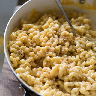 One Pot, Stove Top Macaroni & Cheese