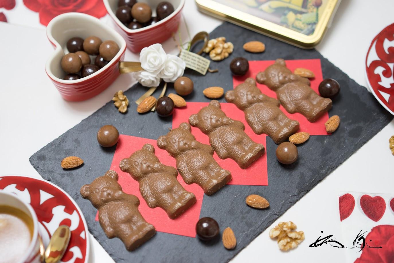 キュート&リッチなチョコレート!