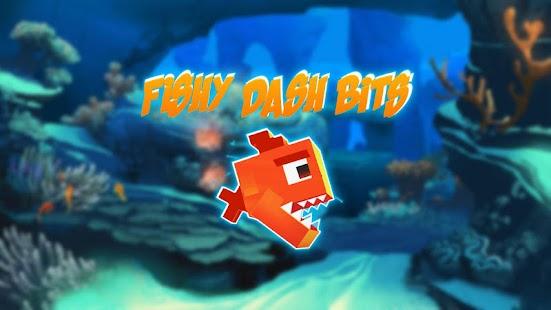Fishy Dash Bits - náhled
